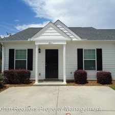 Rental info for 1611 Emma Street in the Augusta-Richmond County area