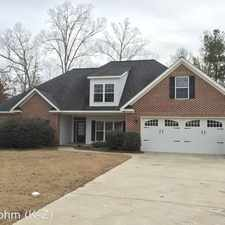 Rental info for 952 Woody Hill Circle