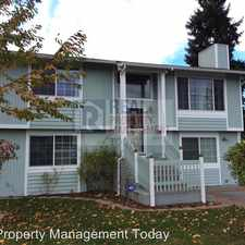 Rental info for 17224 9th Ave E