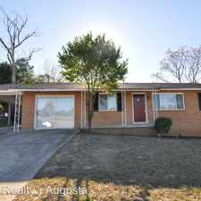 Rental info for 3113 Tate Road