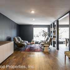 Rental info for 2121 Canyon Blvd