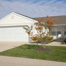 Rental info for Hunters Edge in the Findlay area