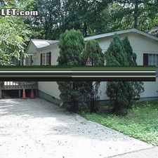 Rental info for 445 1 Bedroom in Grove Park, Fulton County in the Carey Park area