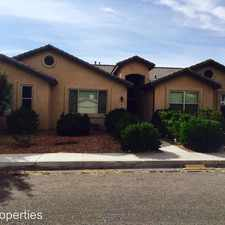 Rental info for 7608 Sherwood Drive NW in the Los Volcanes area