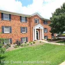 Rental info for 341 W Pacific Ave #8 in the Webster Groves area