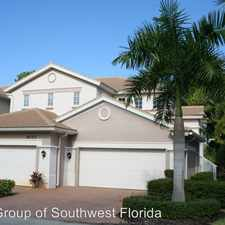 Rental info for 9170 Spanish Moss Way #822 in the Bonita Springs area