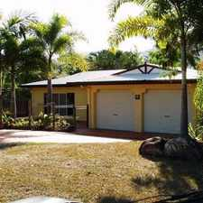 Rental info for SPACIOUS FAMILY LIVING***BREAK LEASE*** in the Cairns area