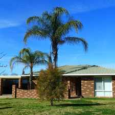 Rental info for Well presented family home in the Wagga Wagga area