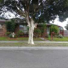 Rental info for AMAZING FAMILY HOME in the Keysborough area