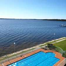 Rental info for Holiday Style Living on the Water in the Toukley area