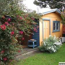 Rental info for UNDER APPLICATION - WHIMSICAL DELIGHT - FULLY FURNISHED - UTILITIES INCLUDED in the Melbourne area