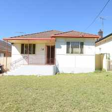 Rental info for GOOD SIZE 2 - 3 BEDROOM FAMILY HOME WITH LUG LOCATED CLOSE TO ALL AMENITIES
