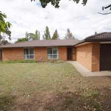 Rental info for Recently Modernised in the Armidale area