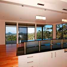 Rental info for Stunning Panoramic Views of the Bay in the Nelson Bay - Corlette area