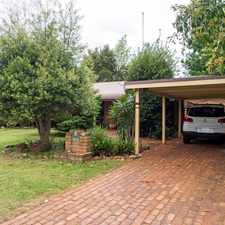 Rental info for IDEAL FAMILY LIVING - SPACIOUS AND PACKED WITH FEATURES! in the Toowoomba area