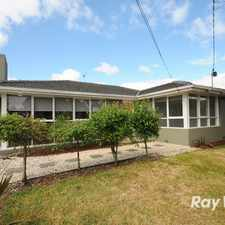 Rental info for Perfectly Positioned! in the Melbourne area