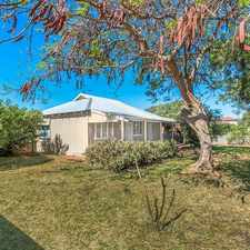 Rental info for CHARACTER HOME in the Wonthella area