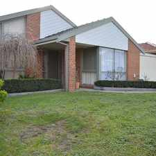 Rental info for *UNDER APPLICATION* in the Melbourne area