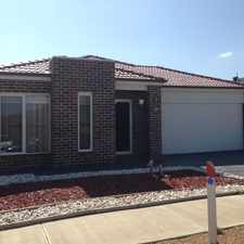 Rental info for Modern Home with low maintenance gardens