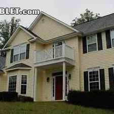 Rental info for Four Bedroom In King George County