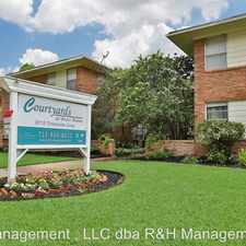 Rental info for 8715 Timberside in the Houston area