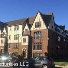 Rental info for 856 Amherst 1
