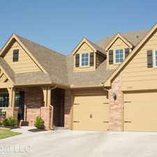 Rental info for 13404 S. 20th Ct in the Jenks area