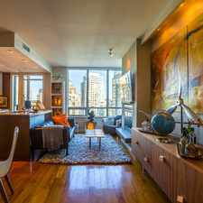 Rental info for 1005 Beach Avenue #1801 in the West End area
