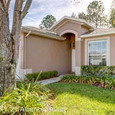 Rental info for 14550 Silversmith Circle in the Spring Hill area