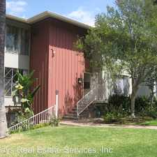 Rental info for 1355 Hilda Ave Unit 3 in the 91205 area