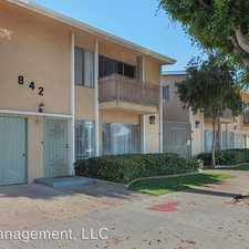 Rental info for 830-842 Elm Ave in the Long Beach area