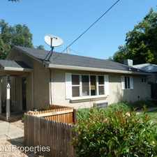 Rental info for 2606 Russell St.