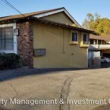 Rental info for 1100 N. Monterey St. Apt.B in the 91801 area