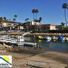 Rental info for 4566 Cove Drive - 4566 C