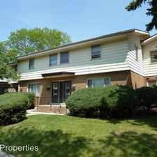 Rental info for 5125 N 87th Street in the Vogel Park area