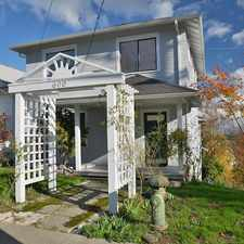Rental info for 600 24th Avenue East Seattle in the Madison Valley area