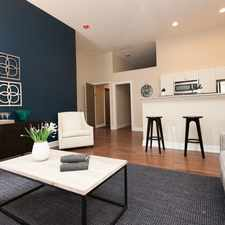 Rental info for 521 St Paul Street in the Baltimore area