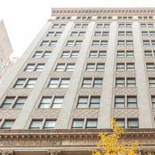 Rental info for 1411 Walnut Street in the Avenue of the Arts South area