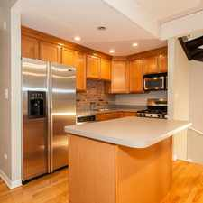 Rental info for N Hudson Ave & W Wisconsin St in the Lincoln Park area