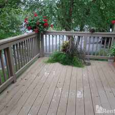 Rental info for Gorgeous High- End Detached Town Home!