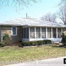 Rental info for 319 E. 19th Street in the Bloomington area