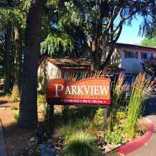 Rental info for Parkview 800 SE 10th Ave in the Central Hillsboro area