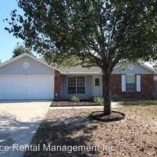 Rental info for 2102 Frontera Street in the Navarre area