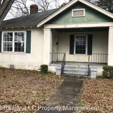 Rental info for 912 Lay Street