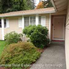 Rental info for 8128 36th Ave NE in the 98270 area