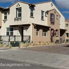 Rental info for 40288 Calle Real
