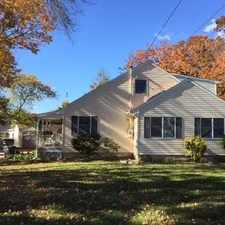 Rental info for House in move in condition in Babylon. Single Car Garage!