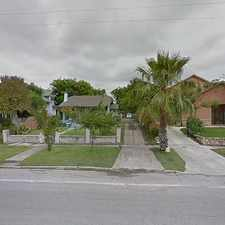 Rental info for Single Family Home Home in San antonio for Owner Financing in the Woodlawn Lake area
