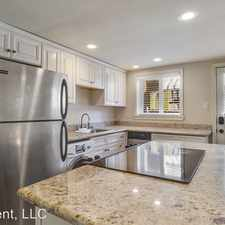 Rental info for 4540 Canal St Unit 100 in the New Orleans area