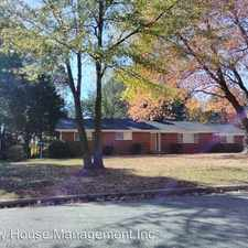 Rental info for 1456 Brookwood Drive
